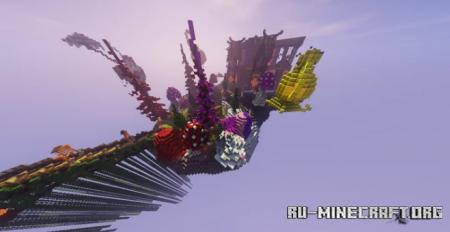 Скачать Fantasy Version by HectorMV для Minecraft