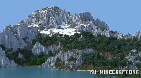 Скачать Burbank Mountain для Minecraft