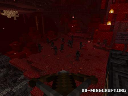 Скачать The Forgotten War для Minecraft PE