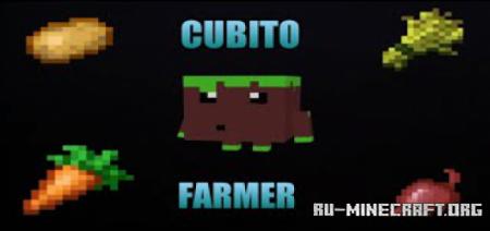 Скачать Auto Farmer для Minecraft PE 1.16