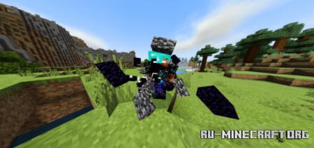 Скачать Herobrine для Minecraft PE 1.16