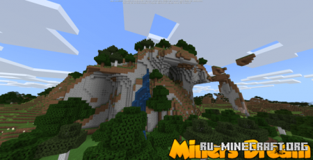 Скачать Miners Dream [16x16] для Minecraft PE 1.16