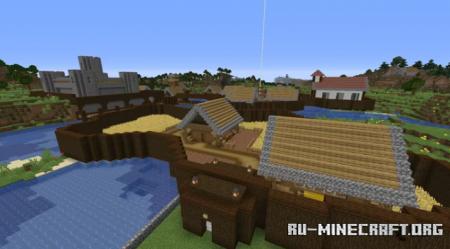 Скачать Villager by Red_Adryan25 для Minecraft