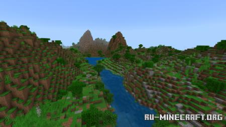 Скачать Isla Nublar (Island Only) для Minecraft PE