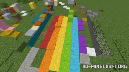 Скачать Block Layering для Minecraft 1.16.1