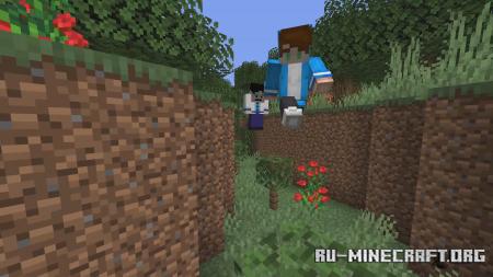 Скачать Ghost Run для Minecraft