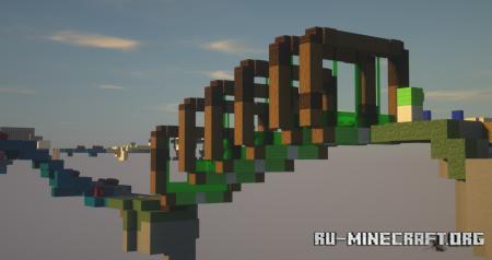 Скачать Championship Practice Parkour Remake для Minecraft