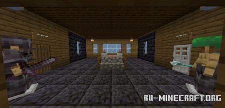 Скачать The Nightmare House для Minecraft PE