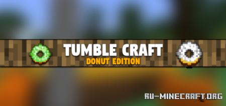 Скачать Tumble Craft : Donuts Update для Minecraft PE 1.16