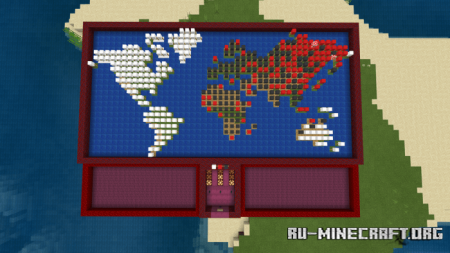 Скачать Working Plague Inc. inside для Minecraft PE