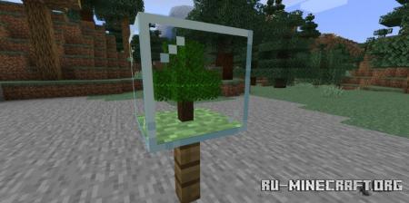 Скачать Plant In a Jar для Minecraft 1.16.1