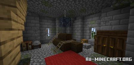 Скачать Dungeons Plus для Minecraft 1.16.1
