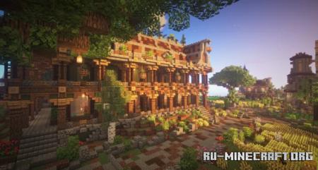 Скачать The Kiwi's Beak Inn для Minecraft