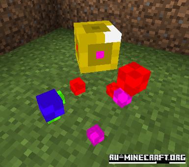 Скачать Hades Monsters V1 для Minecraft PE 1.16