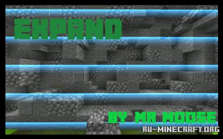 Скачать Expand для Minecraft