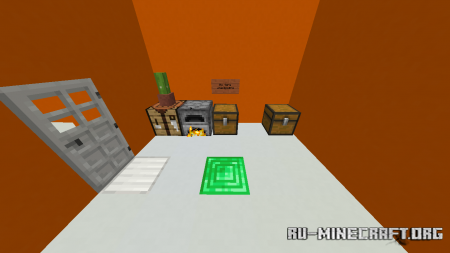 Скачать No More Checkpoints для Minecraft