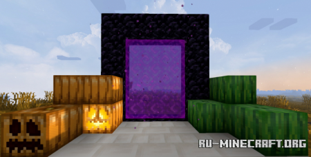 Скачать Autumn Pack by Fox_Homeless для Minecraft 1.16
