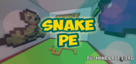 Скачать Snake Minigame для Minecraft PE