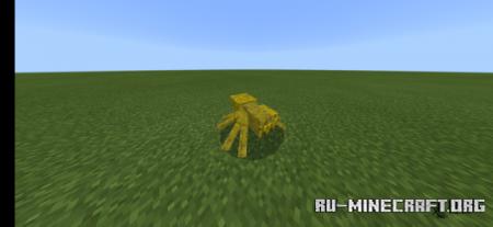 Скачать Spider Bonanza для Minecraft PE 1.16