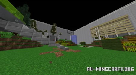 Скачать Conspiracies by ImKristo для Minecraft