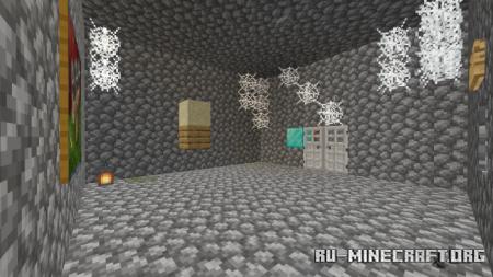 Скачать Escape Rooms by FredTwymaster для Minecraft PE