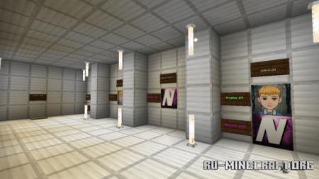 Скачать The Nun для Minecraft PE