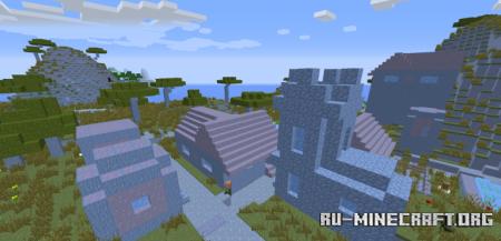 Скачать Ice Blocks для Minecraft 1.12