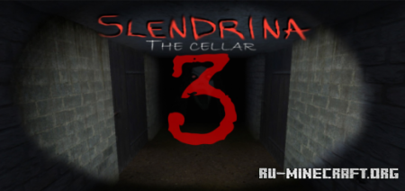 Скачать Slendrina: The Cellar 3 (Horror) для Minecraft PE