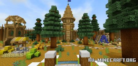 Скачать EnderPvP для Minecraft PE