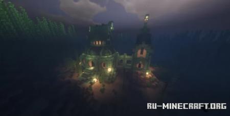 Скачать Casa ded Baixo da Agua для Minecraft