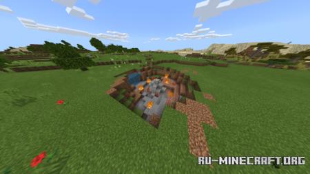 Скачать Space Craft для Minecraft PE 1.16