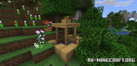 Скачать Repurposed Structures для Minecraft 1.16.1