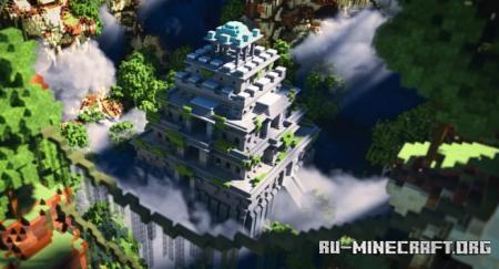 Скачать Aztec by Wet для Minecraft