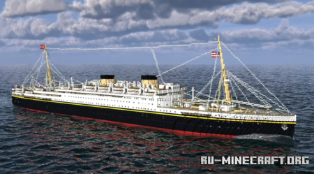 Скачать MV Georgic by CronosDarth для Minecraft