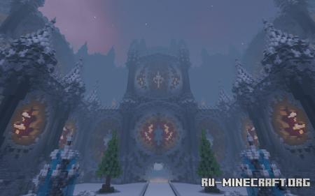 Скачать A Great Castle [Creation] для Minecraft PE