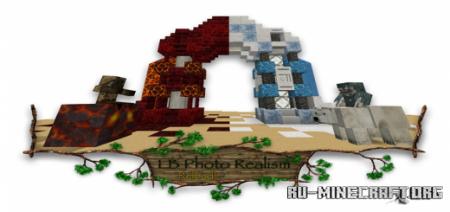 Скачать LBPR Reload [128x128] для Minecraft PE 1.16
