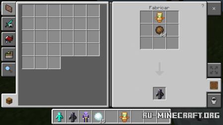 Скачать Robotic Helmets and Masks для Minecraft PE 1.16