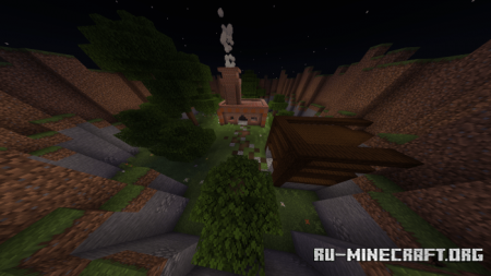 Скачать Life: Find The Button для Minecraft PE