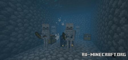 Скачать Aquatic Skycubes для Minecraft PE