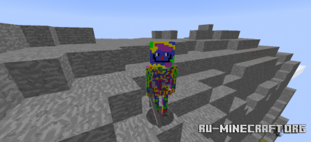 Скачать On the contrary textures для Minecraft 1.12