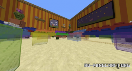 Скачать Lego Bricks by ImKristo для Minecraft
