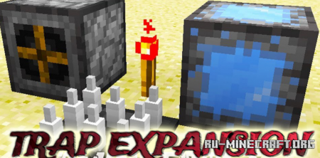 Скачать Trap Expansion для Minecraft 1.16.1