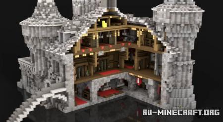 Скачать Boldt Castle для Minecraft