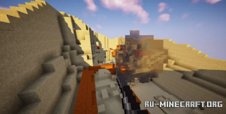 Скачать Capture The Flag, but More Guns для Minecraft