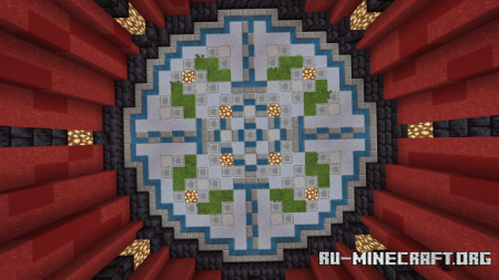 Скачать PvP Arena by DragonBlast240 для Minecraft PE