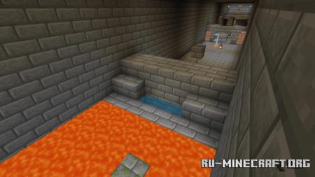 Скачать The Levels [Parkour] для Minecraft PE