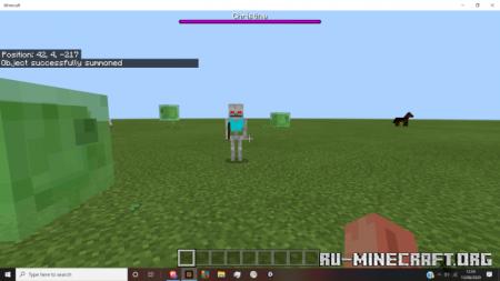 Скачать Norm Boss Battles для Minecraft PE 1.16