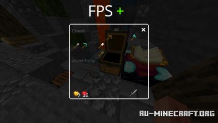 Скачать FPS Client Modern v1 для Minecraft PE 1.16