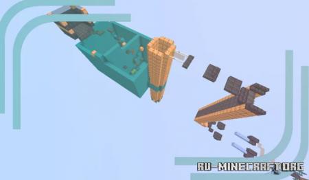Скачать Mundo Parkur для Minecraft