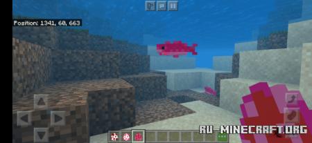 Скачать Cherry Blossom Biome для Minecraft PE 1.16